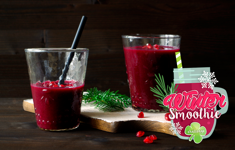 Dag 5 Winter Smoothie Challenge – Anti Griep Smoothie