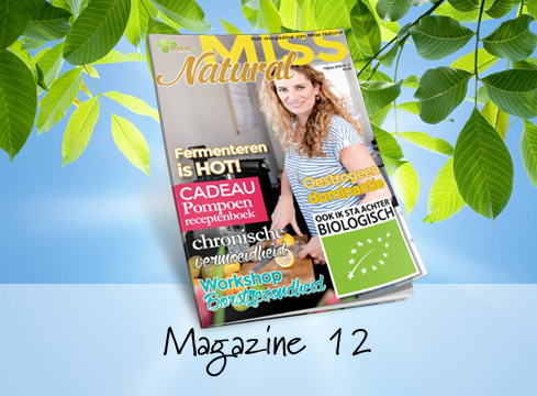 Miss Natural magazine nr. 12