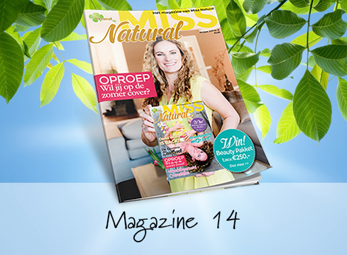 Miss Natural magazine nr. 14