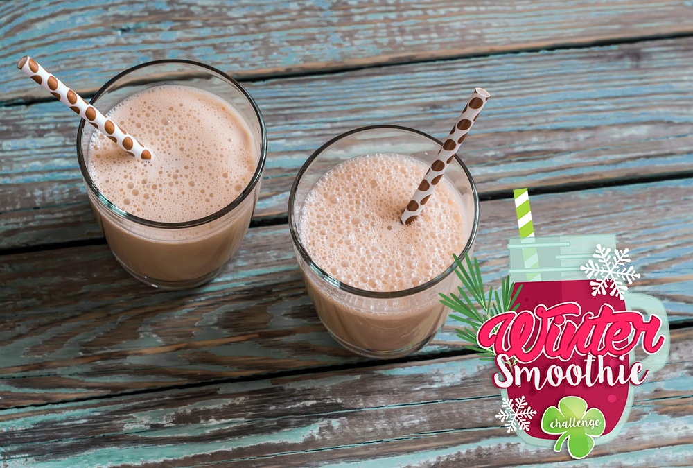 Dag 7 Winter Smoothie Challenge – Relax & Smile Smoothie