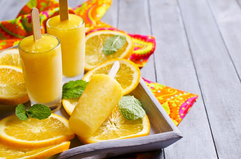 Sinasaasappel Ijsjes