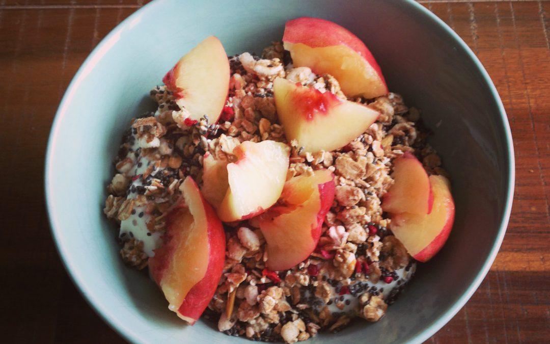 Krokante Muesli Rood Fruit