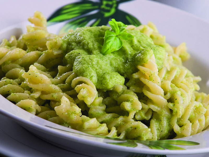 Courgette Pasta Salade