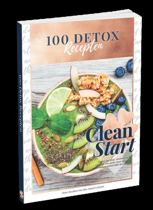 100-Detox-Recepten-Clean-Start