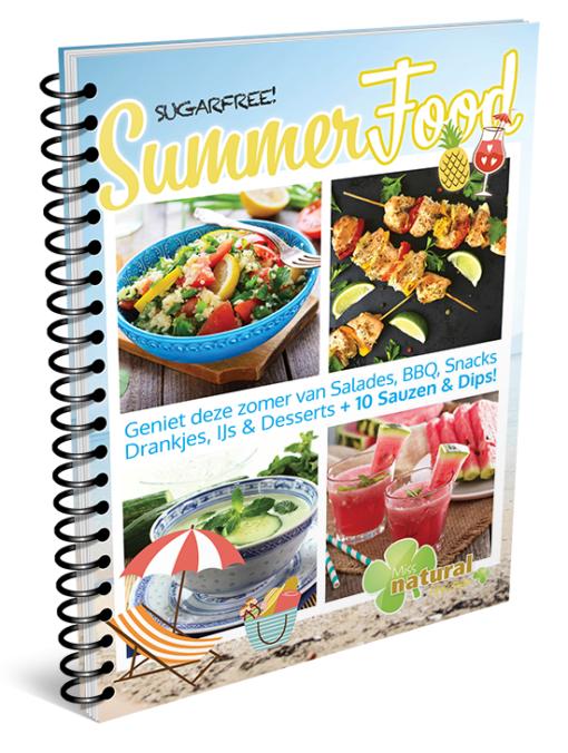 Boek-Summer-Food