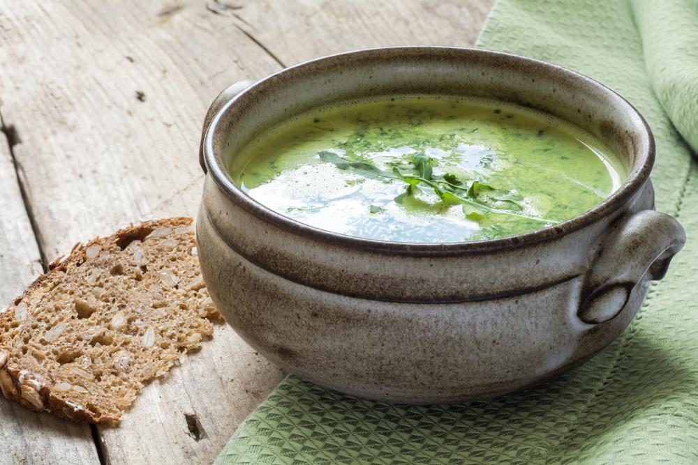 Broccoli Spinazie Soep