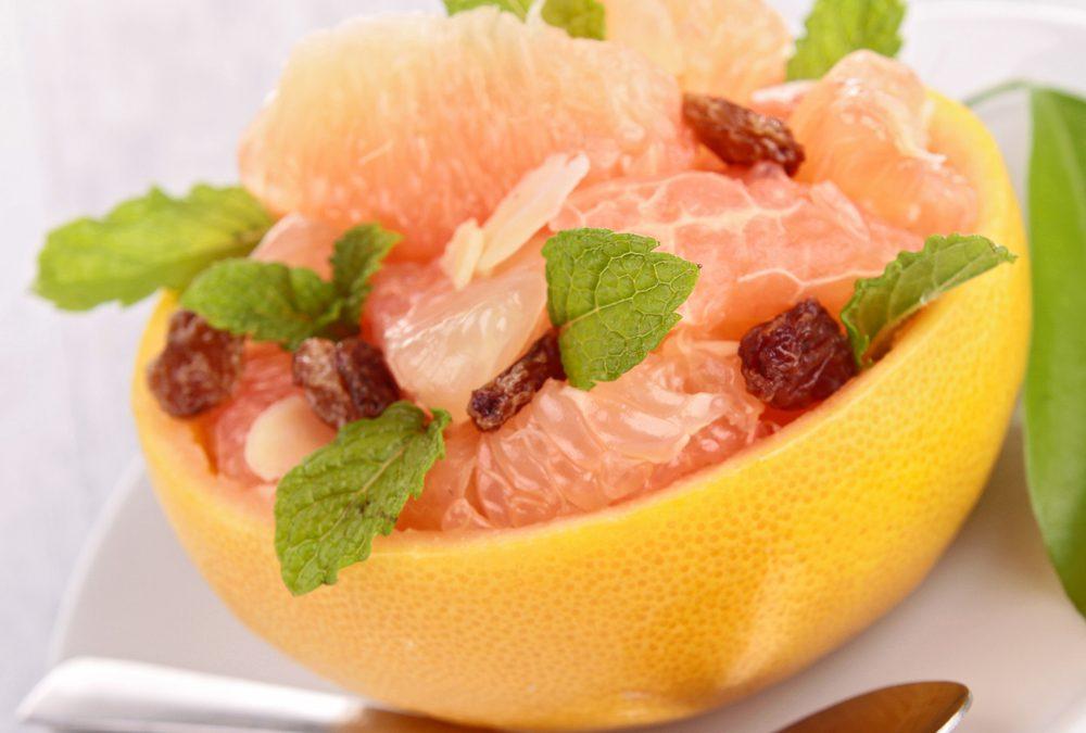 Grapefruit Salade