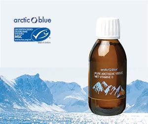 Artic Blue Visolie en Algenolie